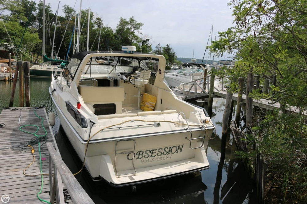 1987 Silverton boat for sale, model of the boat is 34 Express & Image # 34 of 40