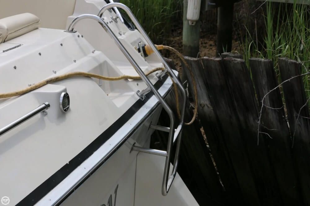 1987 Silverton boat for sale, model of the boat is 34 Express & Image # 38 of 40