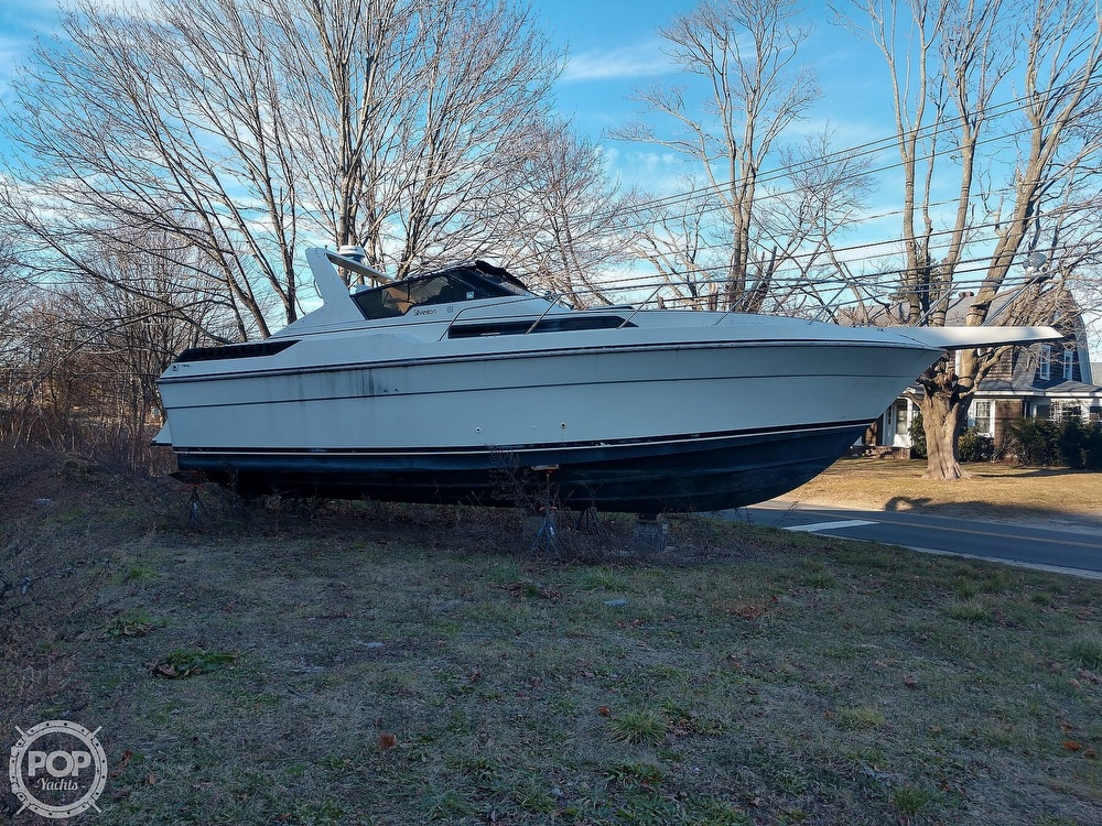 1987 Silverton boat for sale, model of the boat is 34 Express & Image # 2 of 40