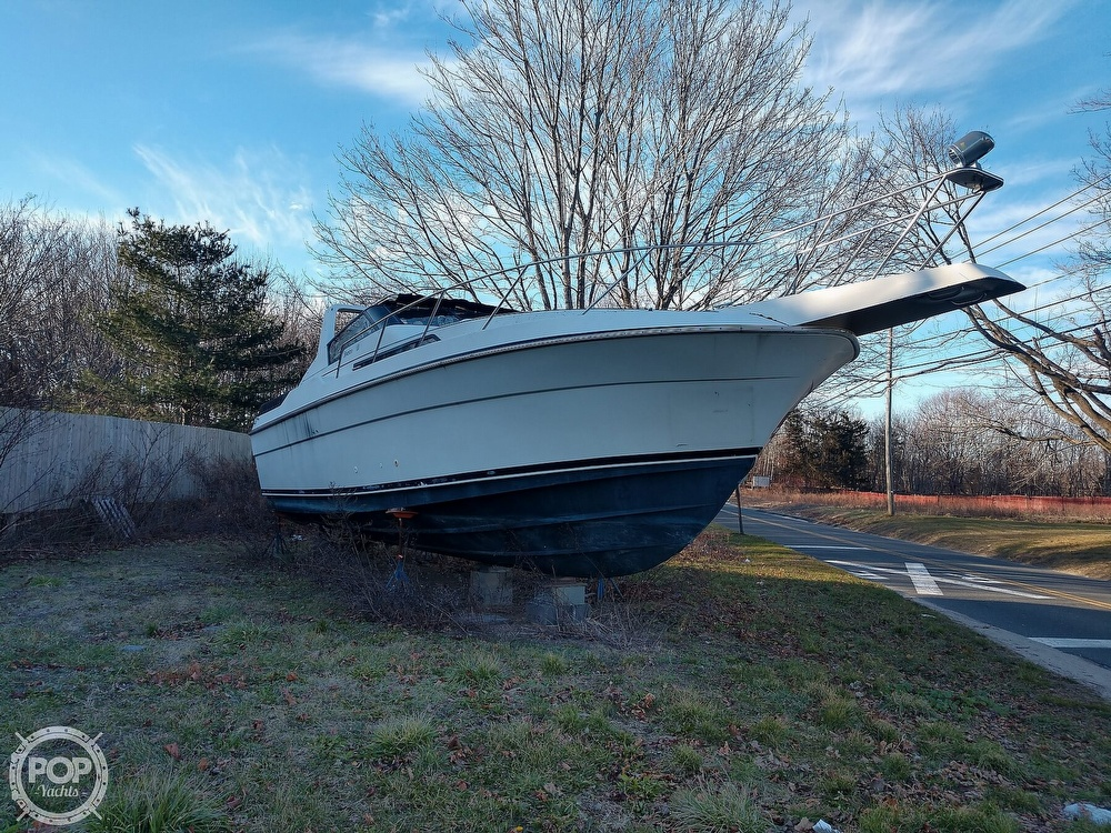1987 Silverton boat for sale, model of the boat is 34 Express & Image # 3 of 40