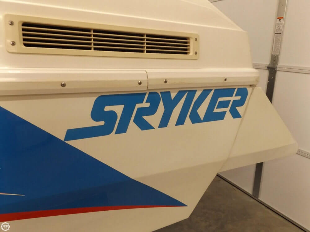 1994 Stryker 28 Equalizer - Photo #31