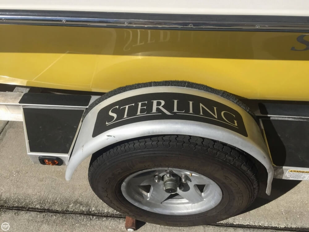 2008 Sterling 17TR7 - Photo #17