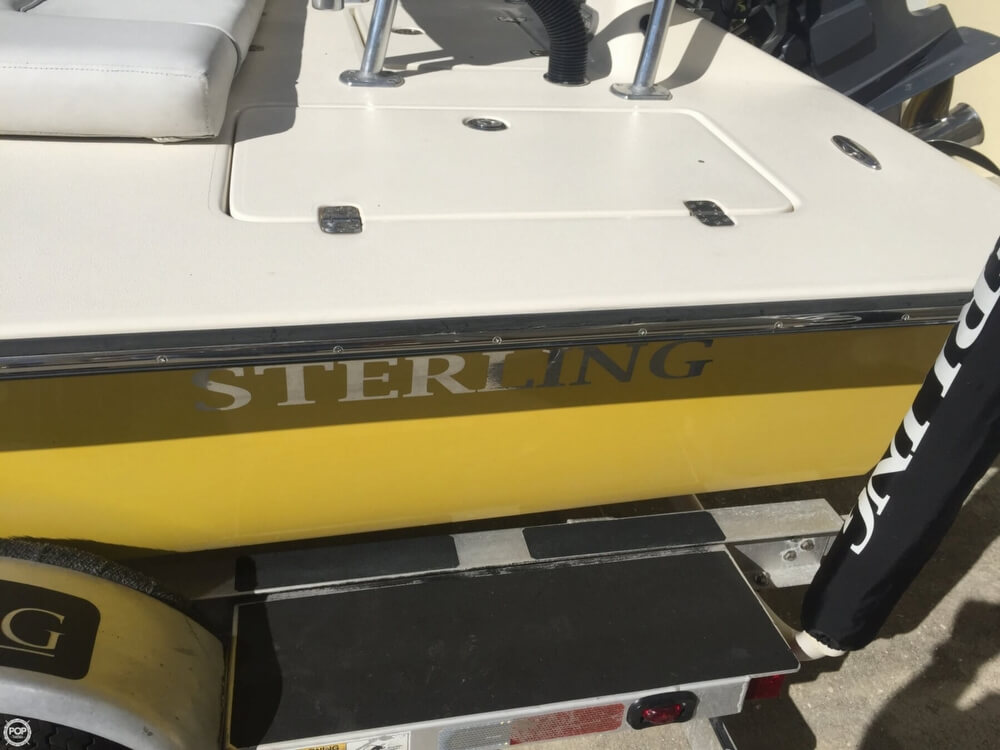 2008 Sterling 17TR7 - Photo #18