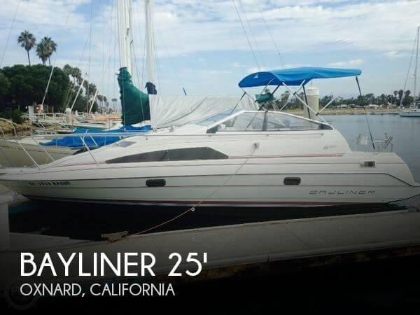 1990 Bayliner 2651 Ciera Sunbridge - Photo #1
