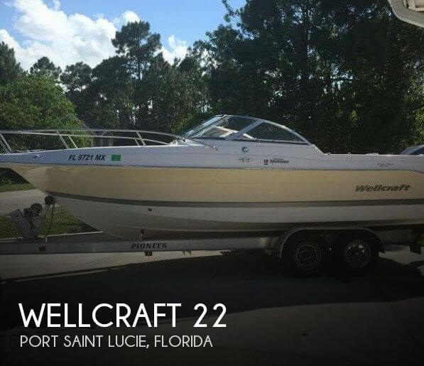 2005 Wellcraft 22