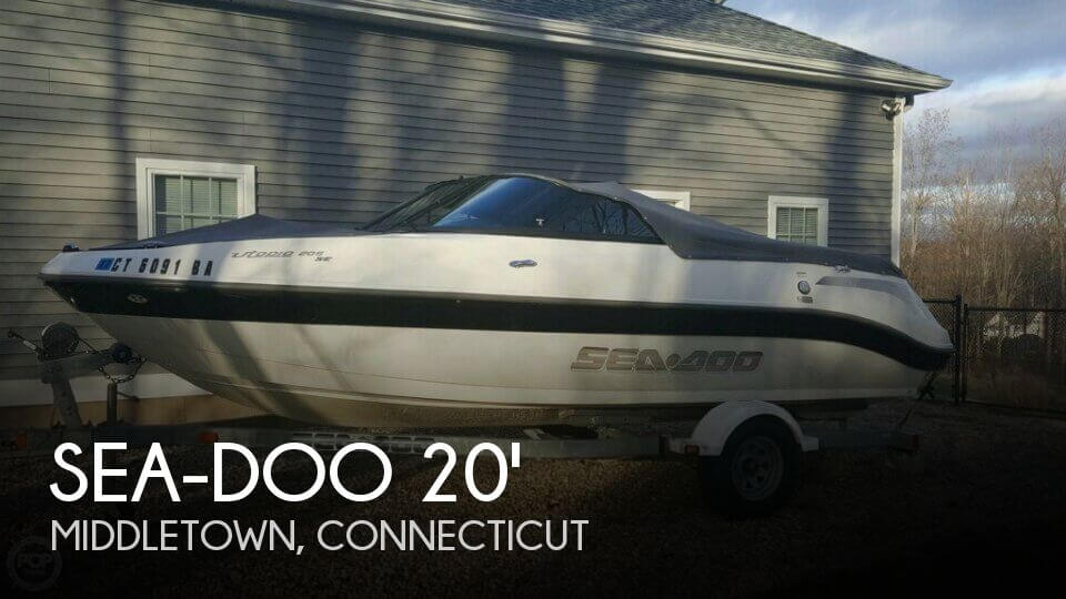 2005 SEA DOO PWC UTOPIA 205 SE for sale