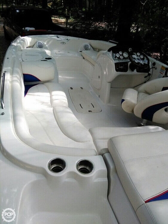 2014 Tahoe boat for sale, model of the boat is 215 & Image # 6 of 12