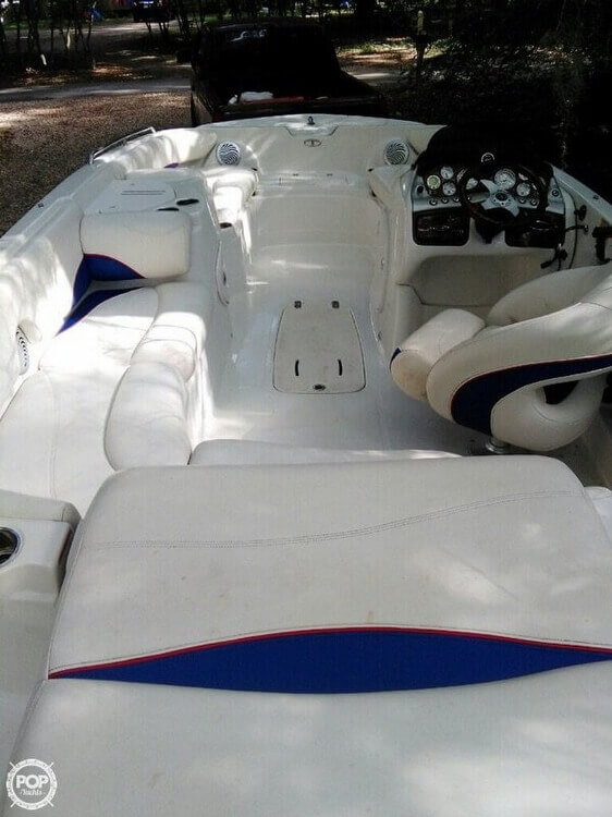2014 Tahoe boat for sale, model of the boat is 215 & Image # 7 of 12