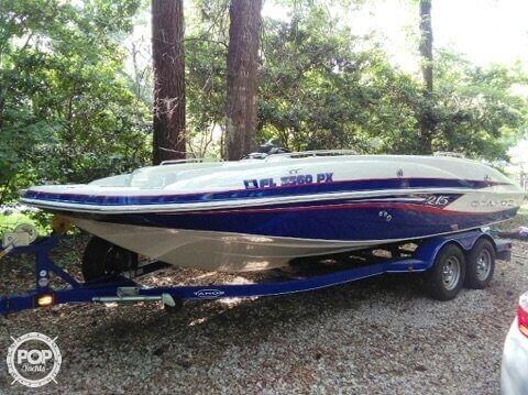 2014 Tahoe boat for sale, model of the boat is 215 & Image # 3 of 12