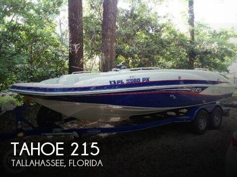 Used Tahoe Boats For Sale by owner | 2014 Tahoe 21