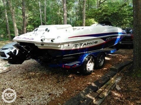 2014 Tahoe boat for sale, model of the boat is 215 & Image # 10 of 12