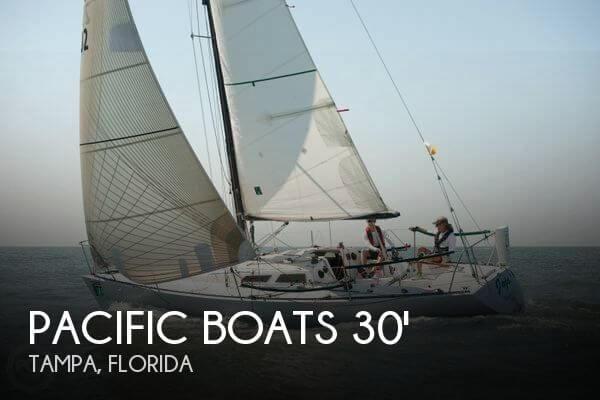 1982 Pacific Boats Olson 30 - Photo #1