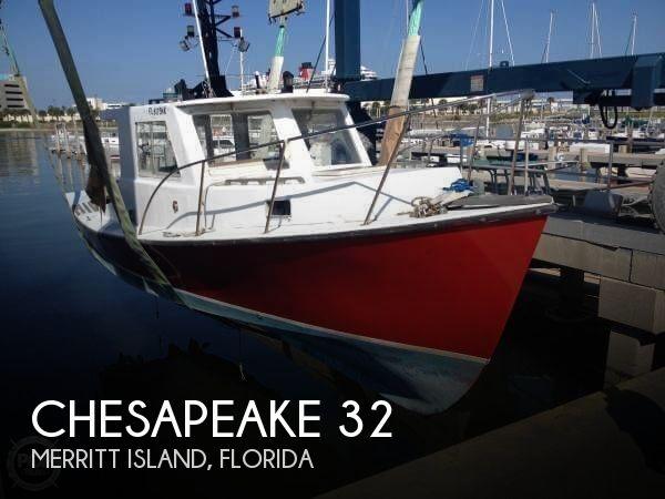 1982 Chesapeake 32 - Photo #1