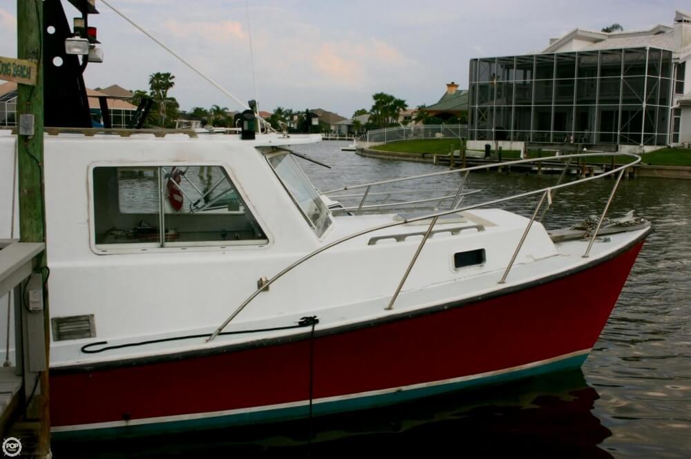 1982 Chesapeake 32 - Photo #12