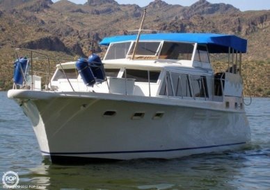 Hatteras Twin Cabin 41, 47', for sale - $119,900