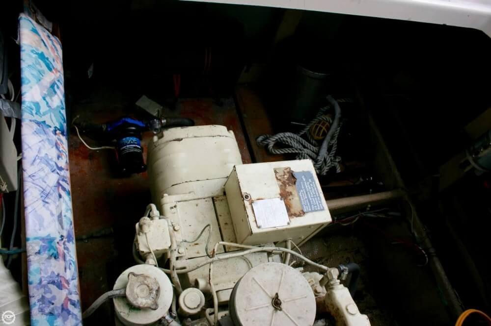 1987 Silverton 37 Convertible - Photo #30