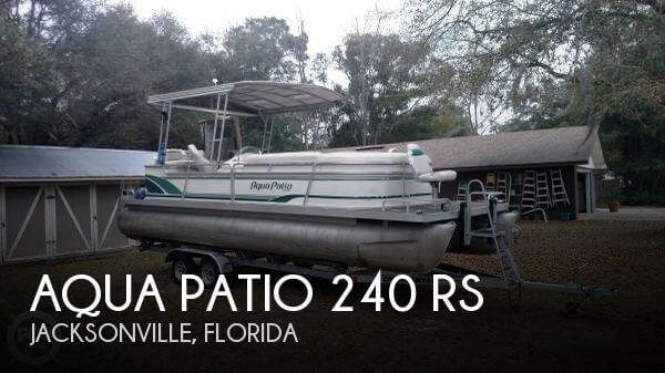 1999 AQUA PATIO 240 RS for sale