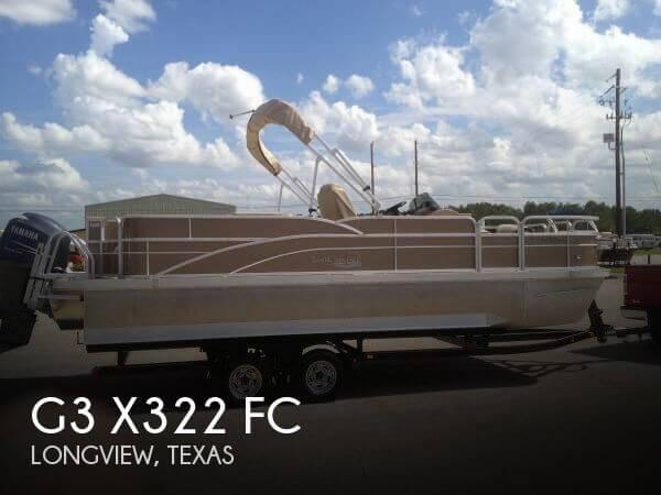 2013 G3 X322 FC - Photo #1