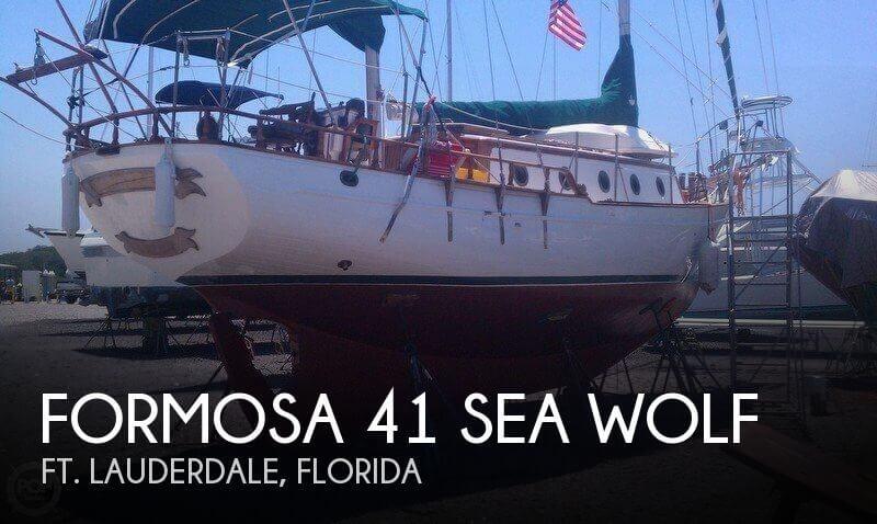 1979 Formosa 41 Sea Wolf - Photo #1