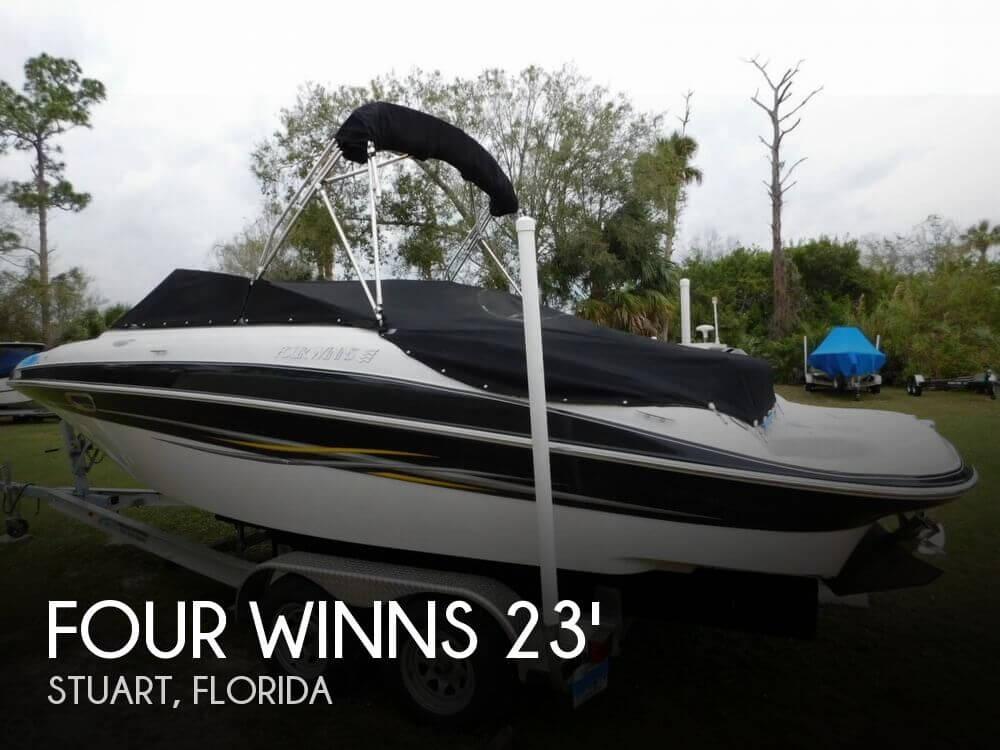 2005 Four Winns 230 Horizon - Photo #1