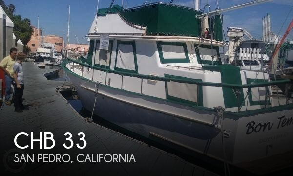 Used CHB Boats For Sale by owner | 1981 CHB 33