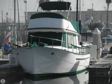 CHB 34 Double Cabin, 34', for sale - $39,000