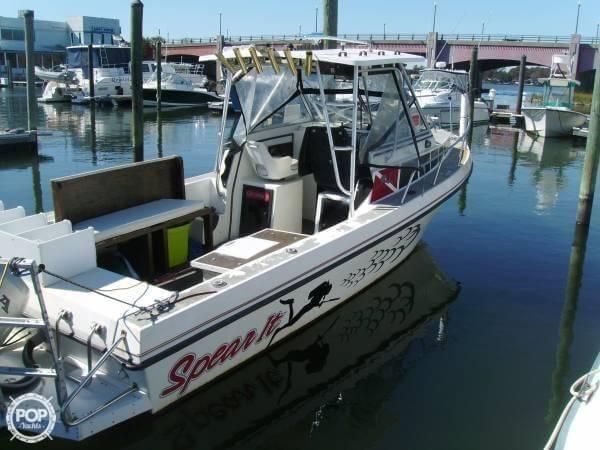 2000 Sea Hawk Marine 23 - Photo #3