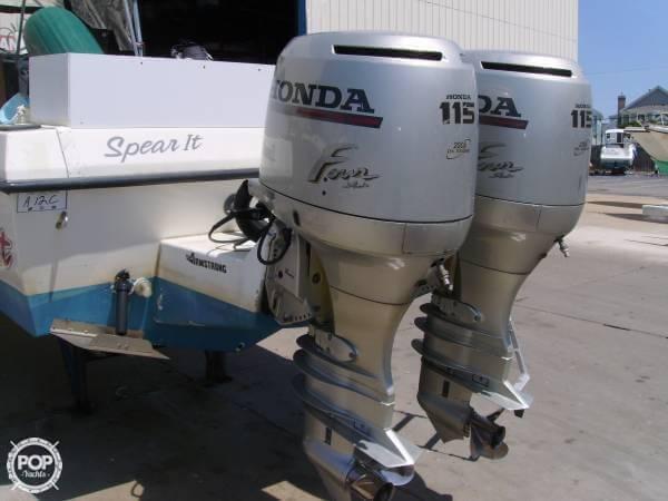 2000 Sea Hawk Marine 23 - Photo #19