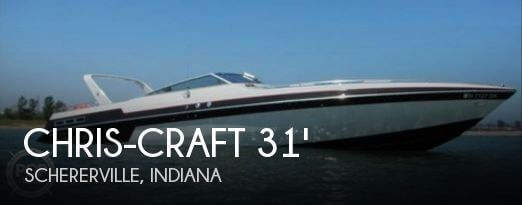 Used Boats For Sale by owner   1986 Chris-Craft 31