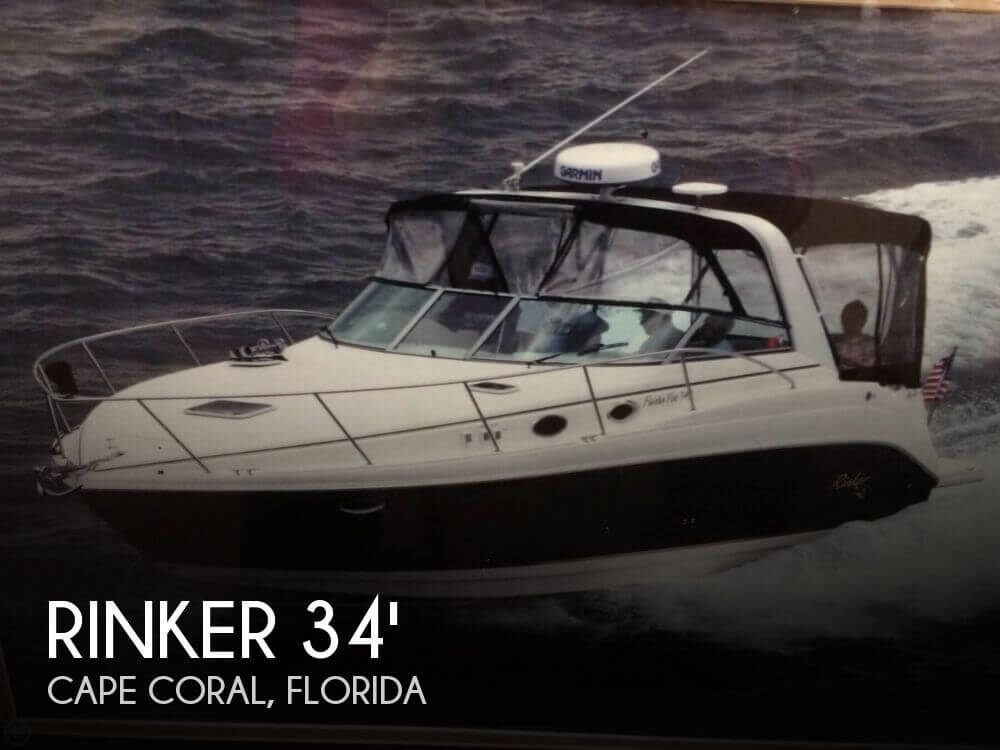 Used Rinker Boats For Sale in Florida by owner | 2006 Rinker 34