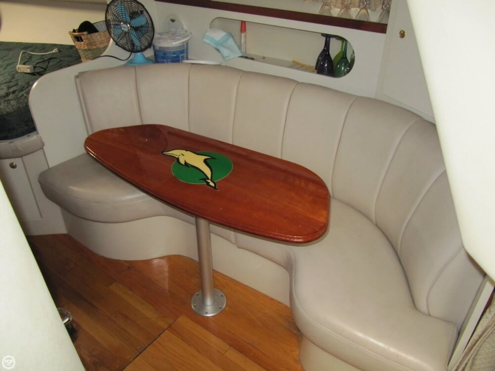 Custom Table And Ultra Leather Couch