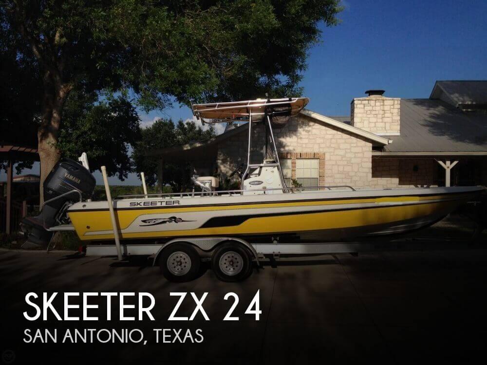2005 Skeeter ZX 24 - Photo #1