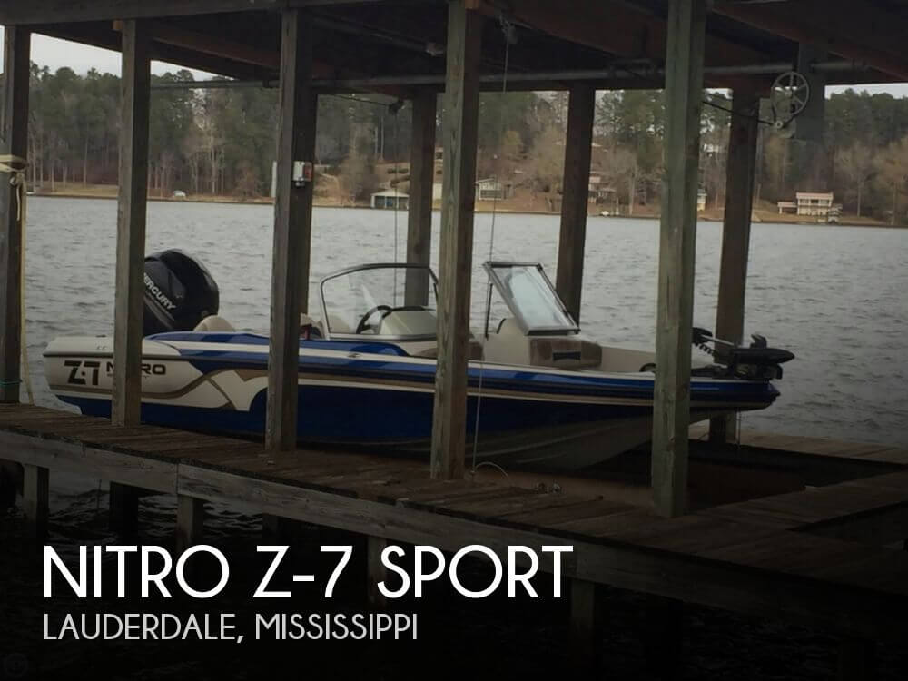 Used NITRO Boats For Sale by owner   2012 Nitro 19
