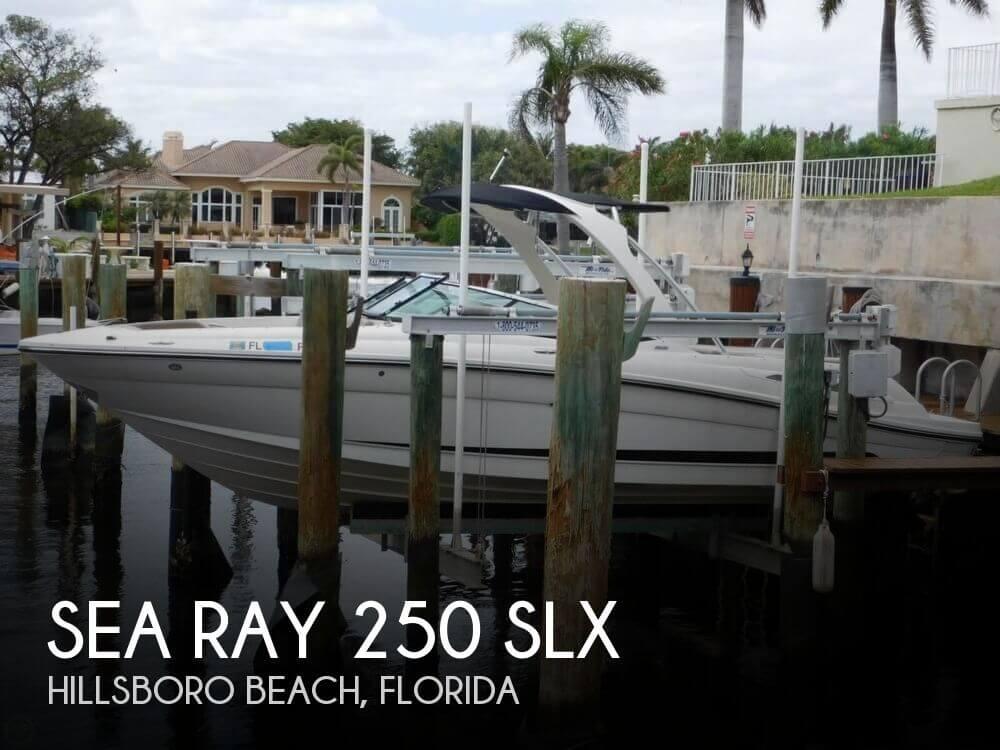2012 Sea Ray 250 SLX - Photo #1