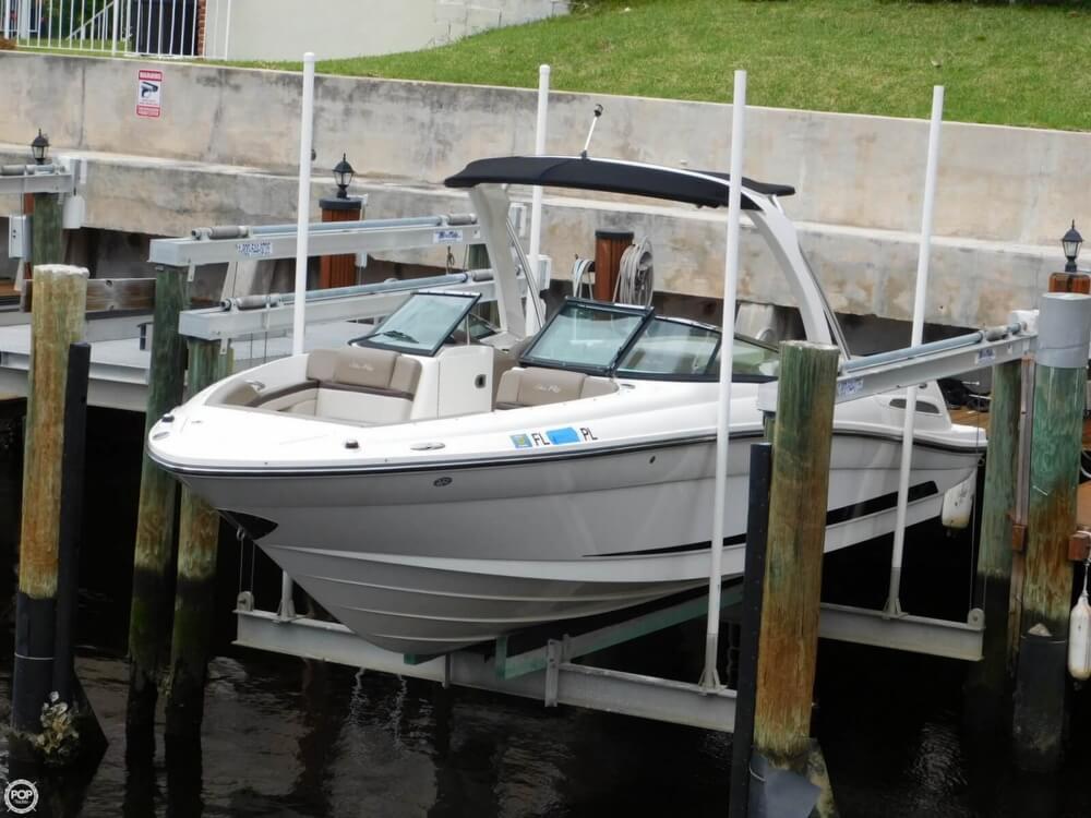 2012 Sea Ray 250 SLX - Photo #4