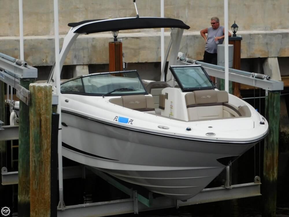2012 Sea Ray 250 SLX - Photo #11