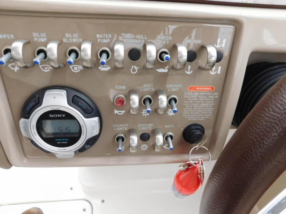 2012 Sea Ray 250 SLX - Photo #34