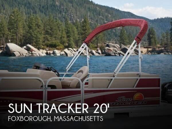2014 Sun Tracker Party Barge 18 DXL - Photo #1