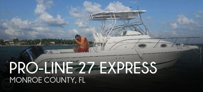 2000 Pro-Line 27 Express - Photo #1
