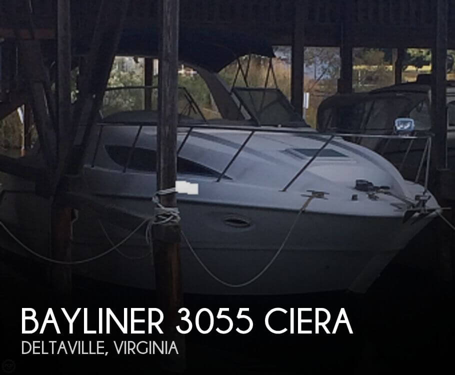 1999 BAYLINER 3055 CIERA for sale