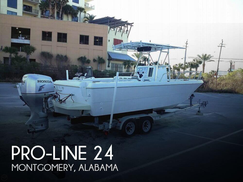 24 foot pro line 24 24 foot pro line motor boat in for Yamaha montgomery al