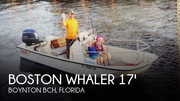 1979 Boston Whaler Montauk 17 - Photo #1