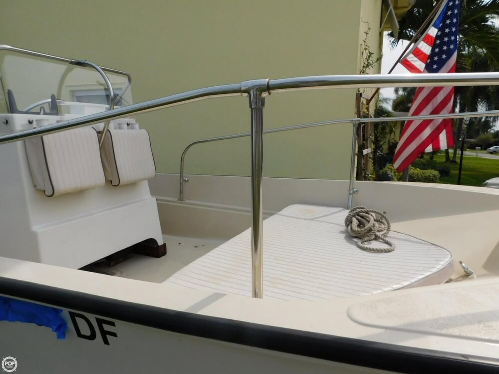 1979 Boston Whaler Montauk 17 - Photo #12