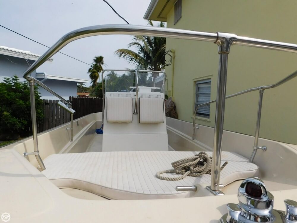 1979 Boston Whaler Montauk 17 - Photo #13