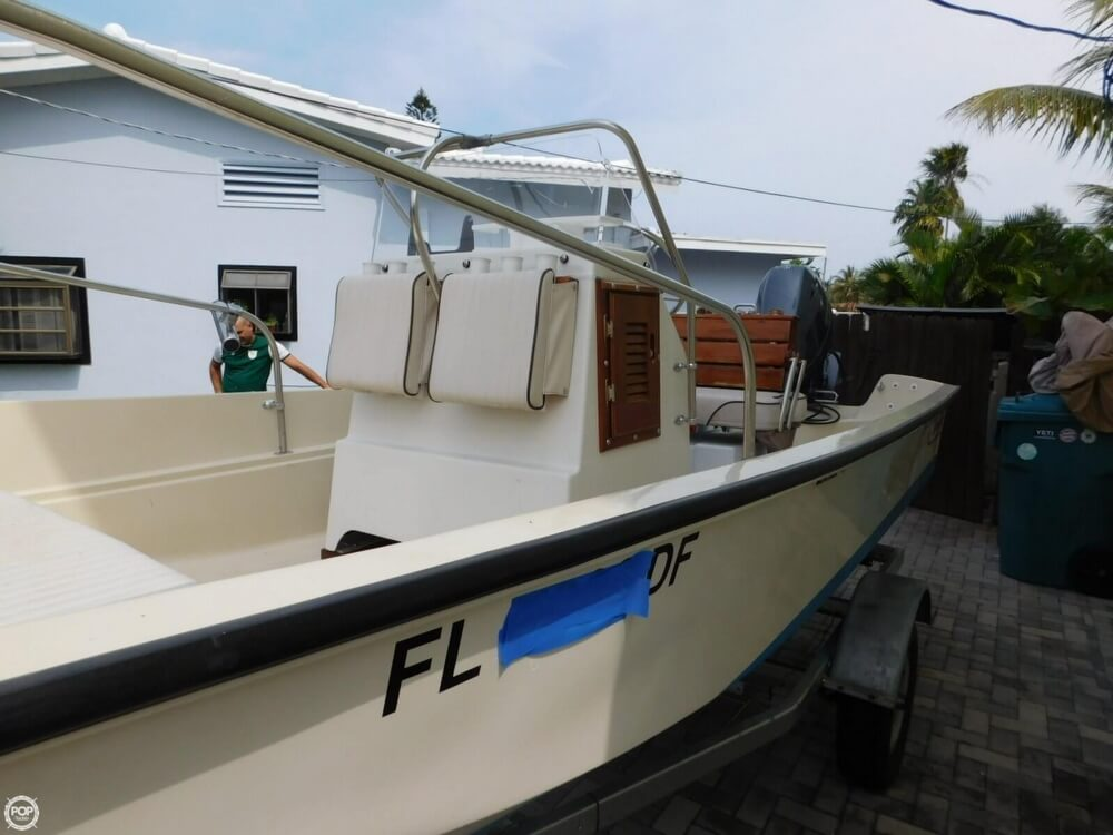1979 Boston Whaler Montauk 17 - Photo #14