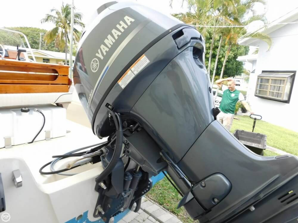 1979 Boston Whaler Montauk 17 - Photo #18