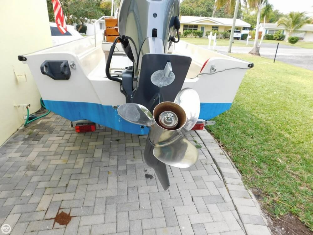 1979 Boston Whaler Montauk 17 - Photo #19