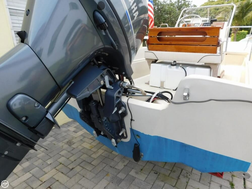 1979 Boston Whaler Montauk 17 - Photo #21