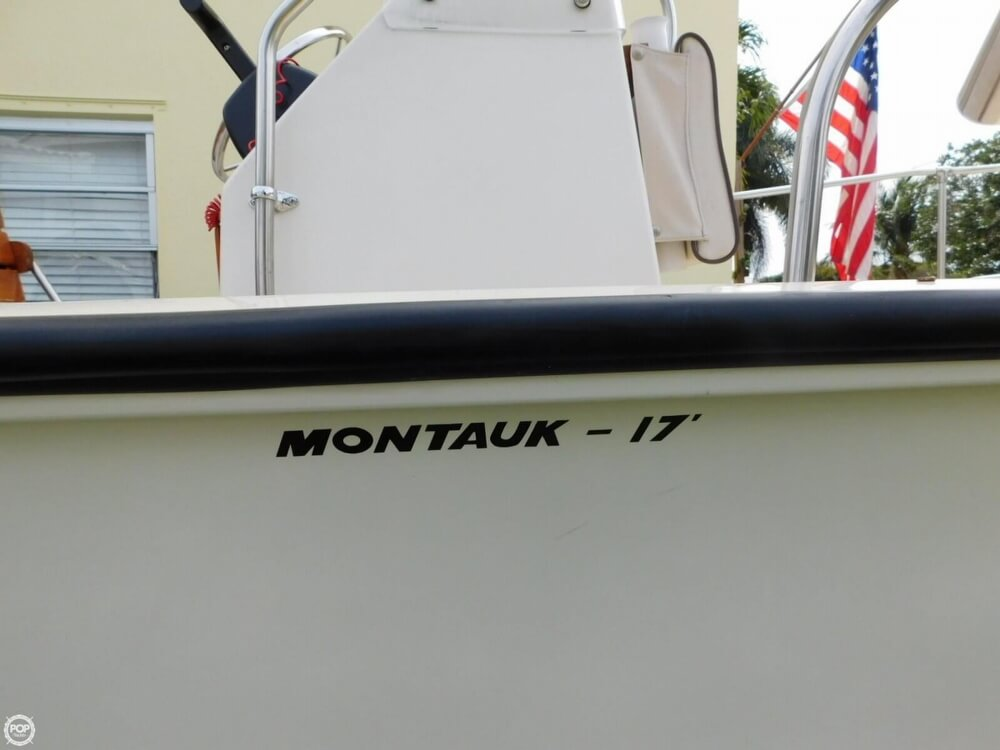 1979 Boston Whaler Montauk 17 - Photo #26