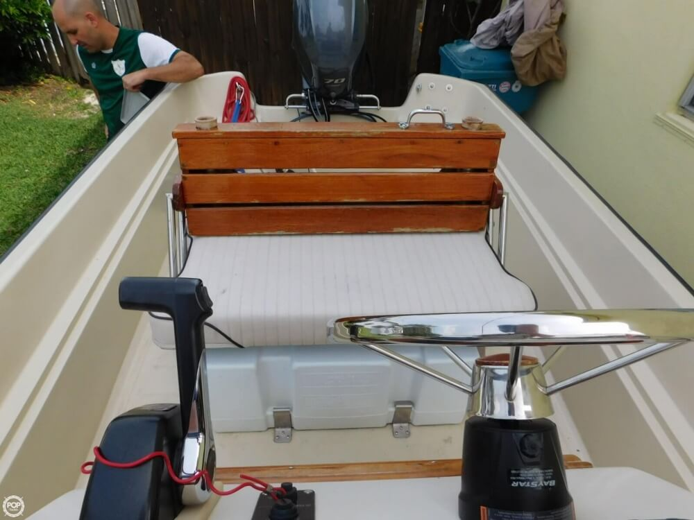 1979 Boston Whaler Montauk 17 - Photo #40